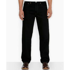 Levi's Mens 550 36X34 Denim Jeans Relaxed Fit